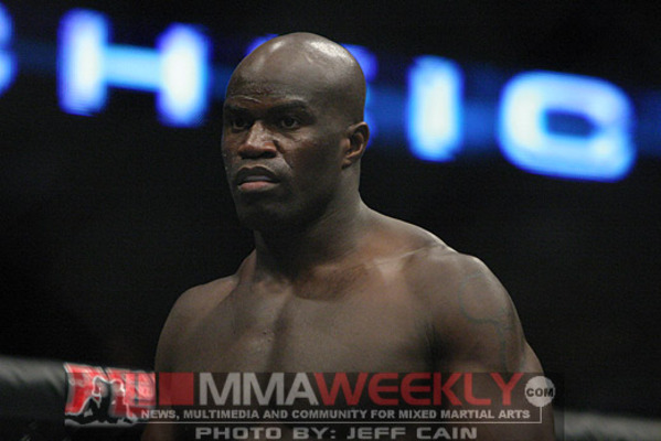 "Cheick ""The Darkness"" Kongo"