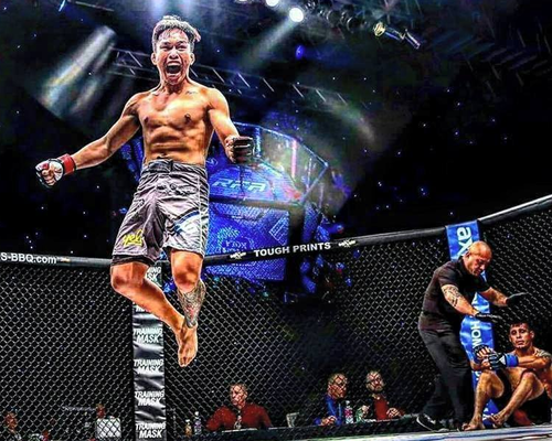 Vanyu Xiong Mma Fighter Page Tapology