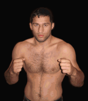"Shamil ""The Lion of Dagestan"" Zavurov"