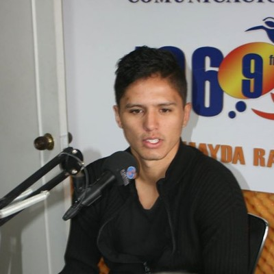 Bryan Alexander Pereira Munoz