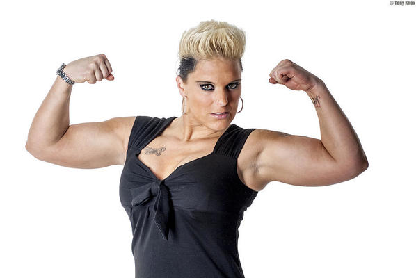 "Jazzy ""Alpha Female"" Gabert"