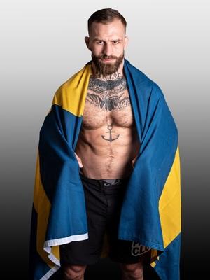"""Andreas Berg """"Bane"""" Gustafsson"""