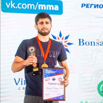 Sharapudin Magomedov