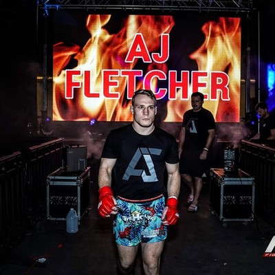 """The Ghost"" AJ Fletcher"