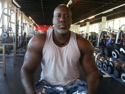"Amadou ""Rocky Balboa"" Konez"