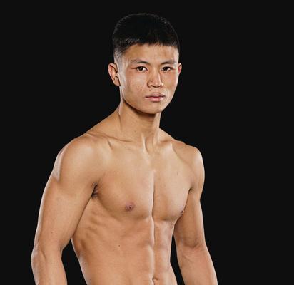 "Yong ""Wolf Warrior"" Hu"