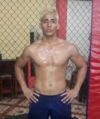 """Alvaro Andres """"el paton"""" Vacacela Guerrero"""