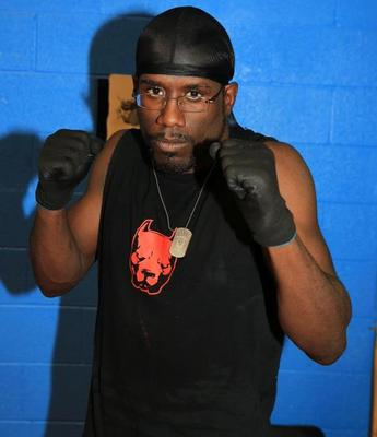 "Theo ""The Poetic Hitman"" Toney"