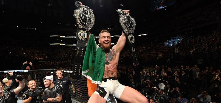 """The Notorious"" Conor McGregor"