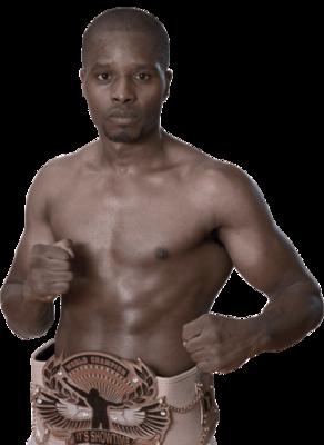 """Chris """"The African Warrior"""" Ngimbi"""