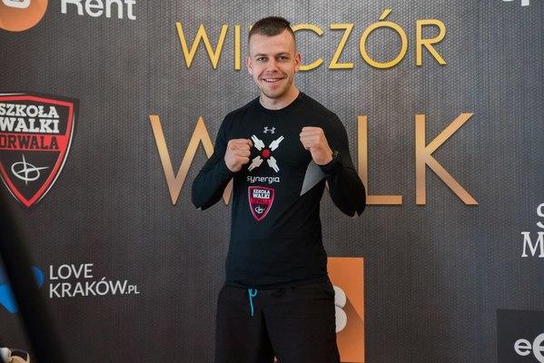 """Krzysztof """"Kaczor"""" Cygan"""