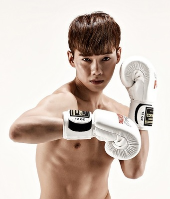 "Dae Won ""Fighting Idol"" Lee"