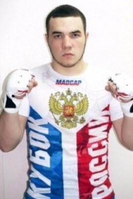 "Alexey ""No Fear"" Gorbunov"