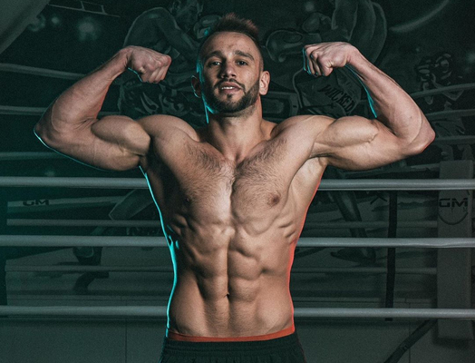 Vladlen Sidorenko