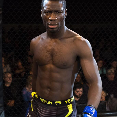 "Michael ""The Punisher"" Addo"