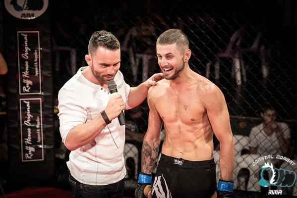 Brandon Walsh Mma Fighter Page Tapology