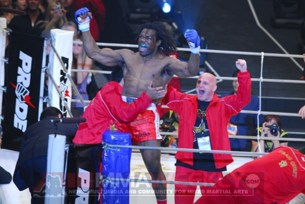 """The African Assassin"" Rameau Thierry Sokoudjou"