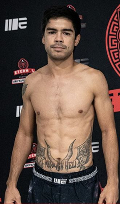 """Danial Williams (""""Mini T"""") 