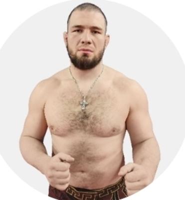 """Dmitriy """"The Grenade Launcher"""" Andryushko"""