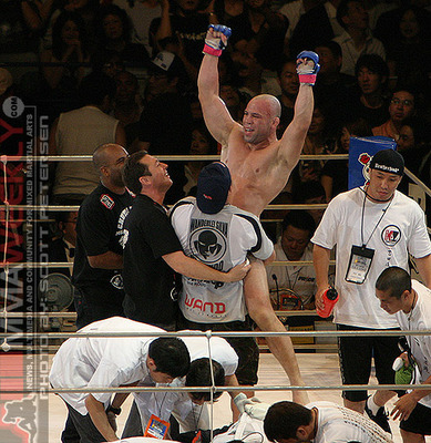 """The Axe Murderer"" Wanderlei Silva"