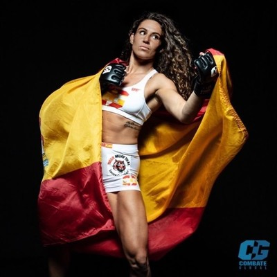 Claudia Diaz Mma Fighter Page Tapology