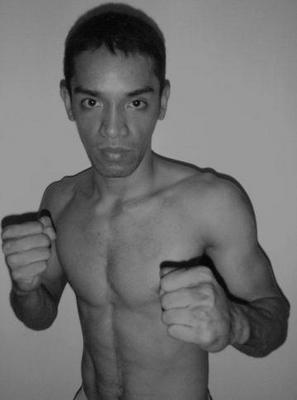 """Reydon """"The Filipino Bolo Punch"""" Romero"""