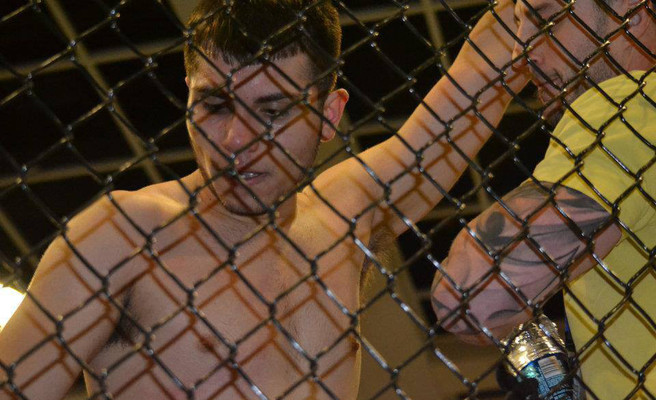 Angel Pacheco Mma Fighter Page Tapology