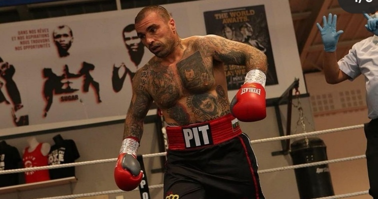 """Ivan """"Pit Fighter"""" Nikolov"""