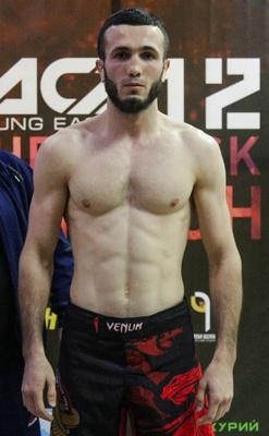 Dzhaddal Alibekov