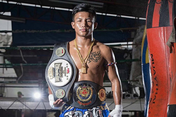 "Rodtang ""The Iron Man"" Jitmuangnon"