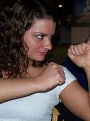 """Ashley """"The Bully"""" Rickard"""
