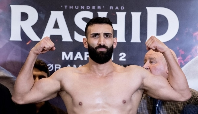 "Rad ""Thunder"" Rashid"