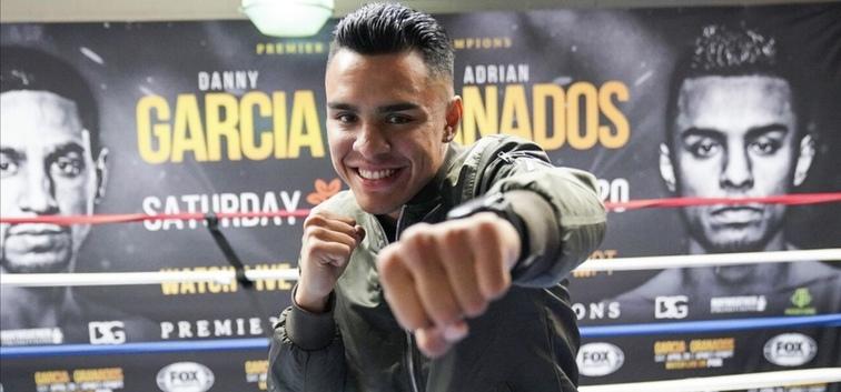 """Adrian """"Tigre"""" Granados"""