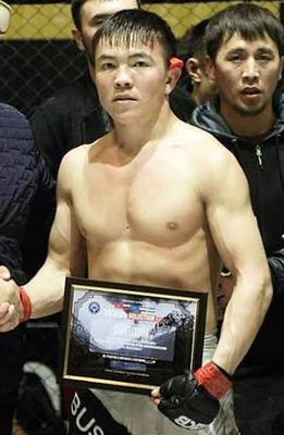 Daniyar Zaripbekov