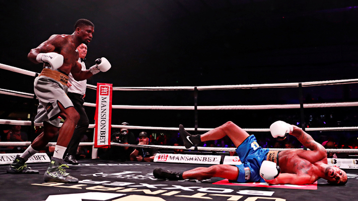 Mikael Lawal   Boxer Page   Tapology