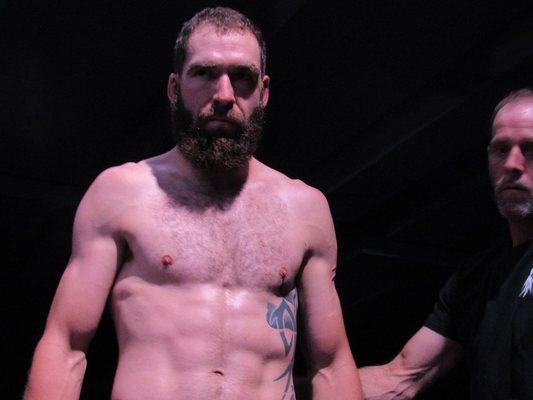 """Lee """"The Beard"""" Gaudet"""