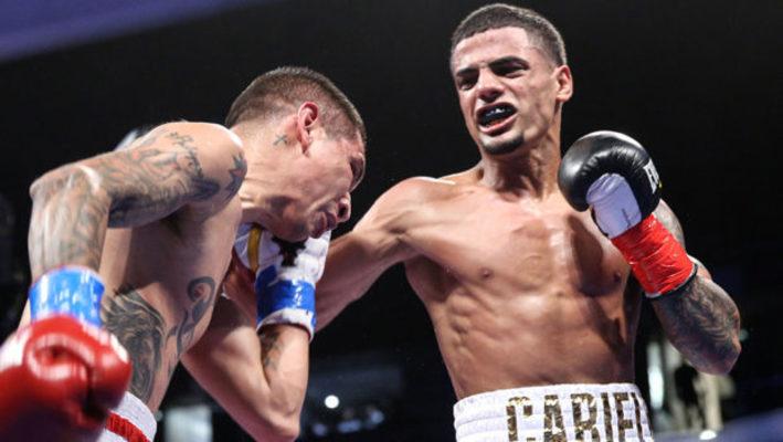 "Carlos Caraballo (""Purin"") | Boxer Page | Tapology"