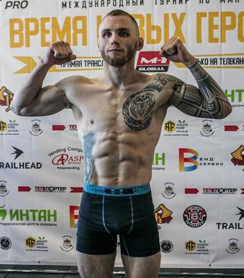 "Sergey ""Junior"" Maslov"