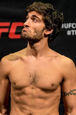 "Elias ""The Spartan"" Theodorou"