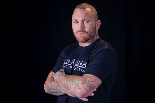 "Chris ""The Crippler"" Leben"