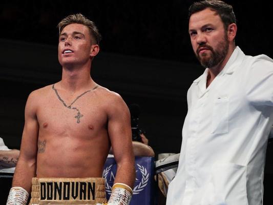 """Paddy """"Real Deal"""" Donovan"""