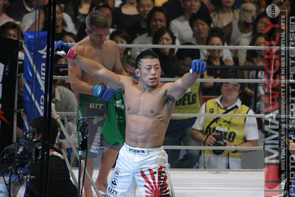 """Tatsuya """"Crusher"""" Kawajiri"""
