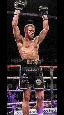 """John """"The Teflon John"""" Telford"""