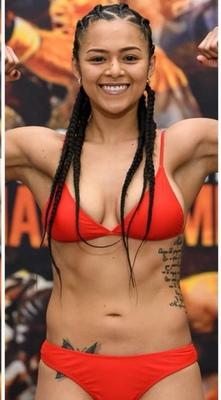 "Erika Jeanette ""La Negra"" Hernandez"
