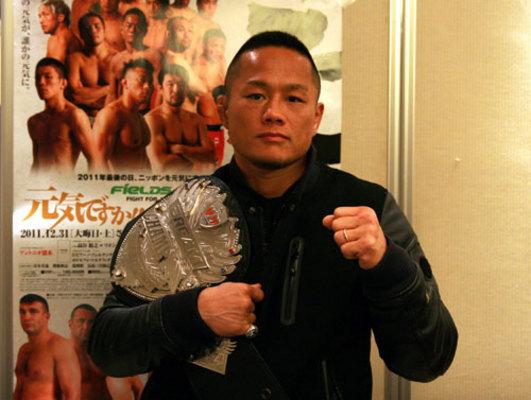 "Hiroyuki ""Streetfight Bancho"" Takaya"