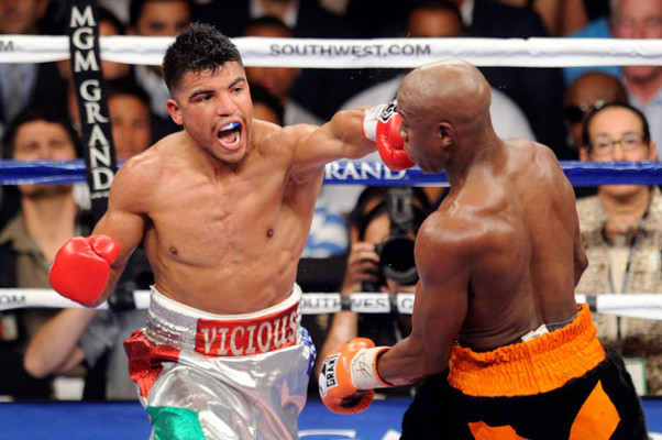 """Victor Ortiz (""""Vicious"""") 