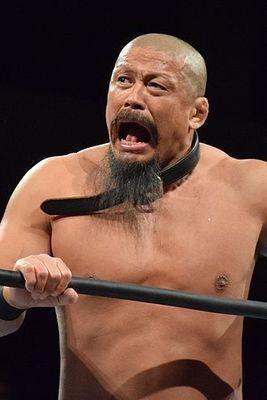 """The Great Traitor"" Takashi Iizuka"