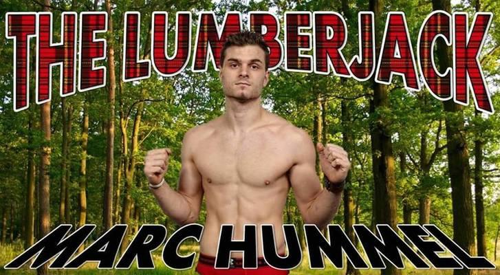 "Marc ""The Lumberjack"" Hummel"
