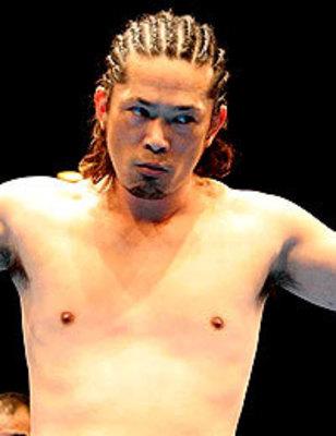 "Daisaku ""Iron Horse"" Tanaka"