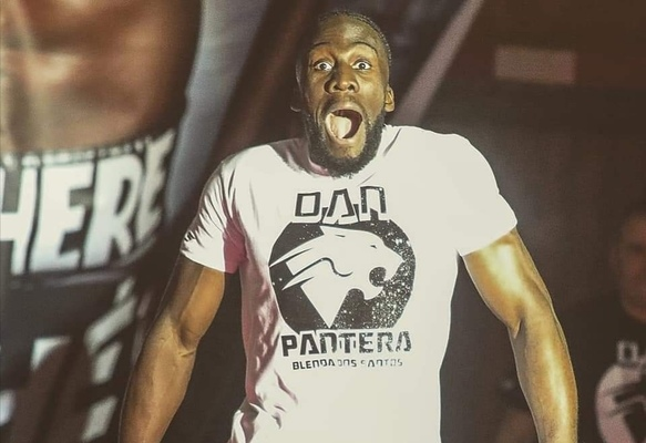 "Daniel Blenda ""Panthere"" Dos Santos"